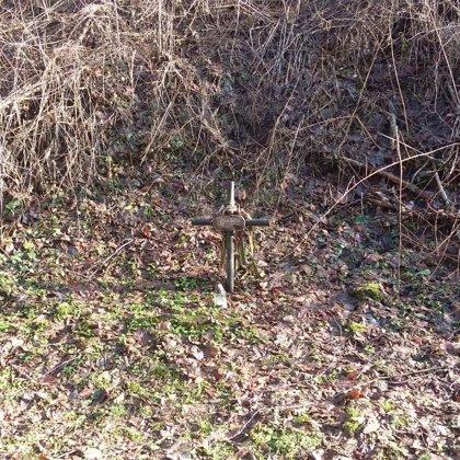 18. Ismeretlen katona sírja a Gilitka kápolnánál