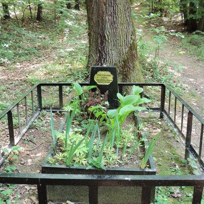 2. Ismeretlen katona sírja a Bánya-bükkben a P- mentén